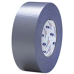 Intertape® AC10 Utility Grade Duct Tape-48mmx55yd, Silver