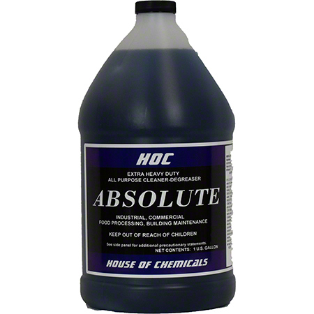 PCS Absolute Cleaner/Degreaser - Gal.