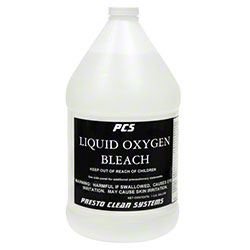 PCS Liquid Oxygen Bleach - Gal.
