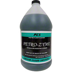 PCS Petro-Zyme Enzyme Floor Cleaner - Gal.