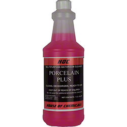 PCS Porcelain Plus Multi-Purpose Bathroom Cleaner - Qt.