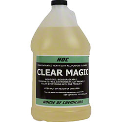 PCS Clear Magic Cleaner/Degreaser - Gal.