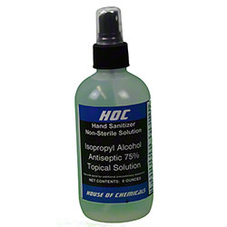 HOC Simply Sanitizer - 8 oz.