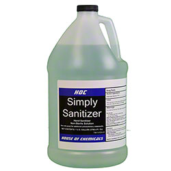 HOC Simply Sanitizer - Gal.