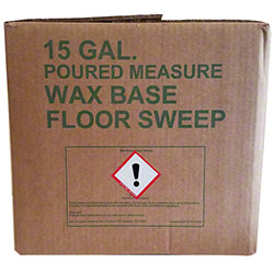 John Scoggins Company Wax Base Floor Sweep - 50 lb.
