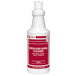 SSS® Emulsion Bowl Cleaner - Qt.