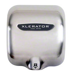 SSS® Xlerator® Hand Dryer - Stainless, 277V, 5.5 A
