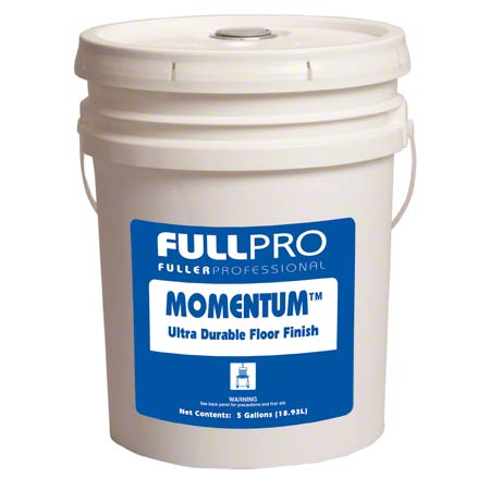 FULLPRO Momentum™ Ultra Durable Floor Finish - 5 Gal.