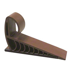 Expanded Technologies Gripper™ Doorstop - Brown