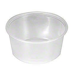 Fabri-Kal® Clear Polypropylene Portion Cup - 2 oz.
