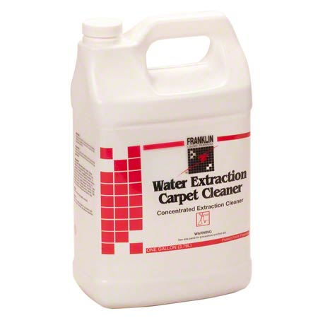 Franklin Water Extraction Carpet Cleaner - Gal.