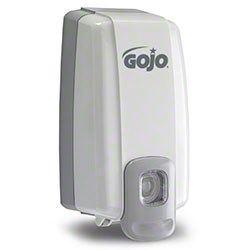 GOJO® NXT® Space Saver™ Dispenser - White/Gray