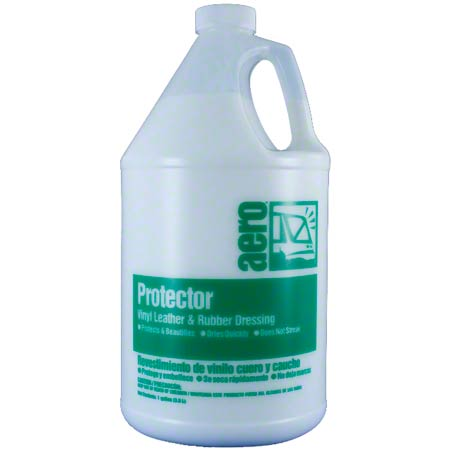 aero® Protector Vinyl Leather & Rubber Dressing - Gal.