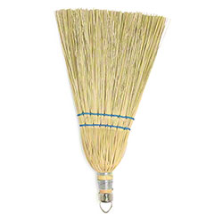 "Carolina Mop Corn/Sotol Whisk Broom - 8"" Sweep"