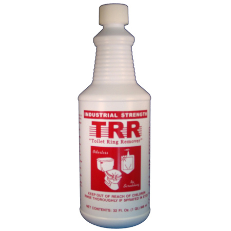 Industrial Strength TRR Toilet Ring Remover - 32 oz.