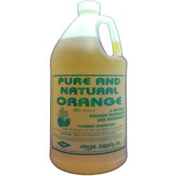 Pure & Natural Orange Degreaser & Deodorizer - Gal.