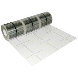 "SM Arnold® Professional Carpet Film - 24"" x 200', 3 mil"
