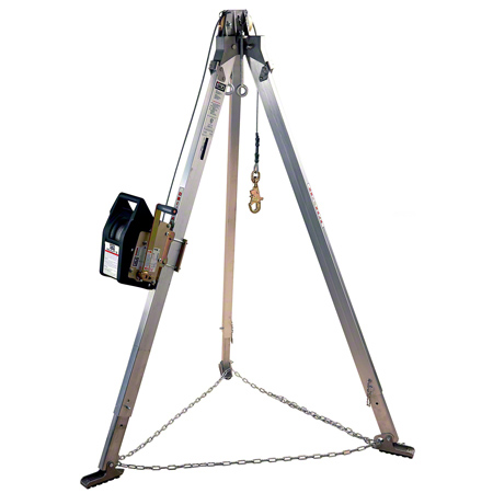 3M™ DBI-SALA® Advanced™ Aluminum Tripod w/Winch