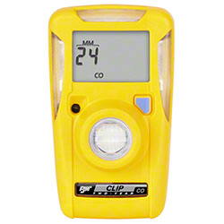 BW Clip 2-Year Single-Gas Detector - Carbon Monoxide (CO)