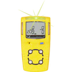 GasAlertMicroClip XL 4-Gas Detector - %LEL, O2, H2S, CO