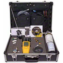 GasAlertMax XT O2 LEL H2S CO Premium Confined Space Kit
