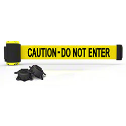Banner 7' Magnetic Wall Mount Barrier