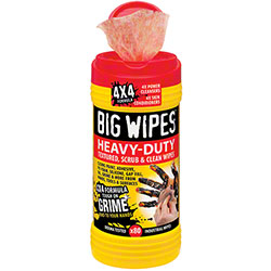 Big Wipes Heavy Duty Cleaning Wipes - 80 ct.