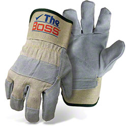 Boss® The Boss™ Split Leather Palm Gloves