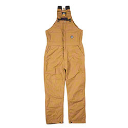 Berne Apparel® B415 Heritage Insulated Bib Overalls
