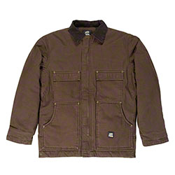 Berne Apparel® CH377 Highland Washed Chore Coats