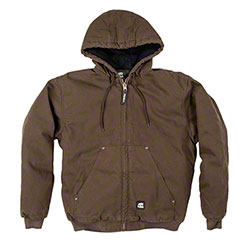 Berne Apparel® HJ375 Highland Washed Hooded Jackets