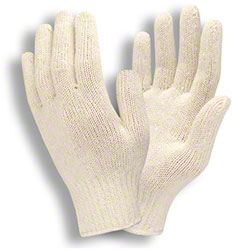 Cordova™ Standard Uncoated String Knit Glove - Large