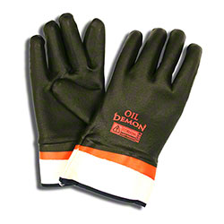Cordova™ Oil Demon™ Supported PVC Glove - Men's Large