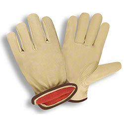 Cordova™ Leather Fleece Lined Drivers Gloves