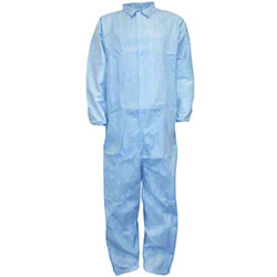 Cordova™ Limited Flame Resistant Blue Coverall