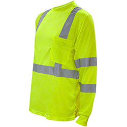 Cordova™ Cor-Brite™ Class III Long Sleeve T-Shirts