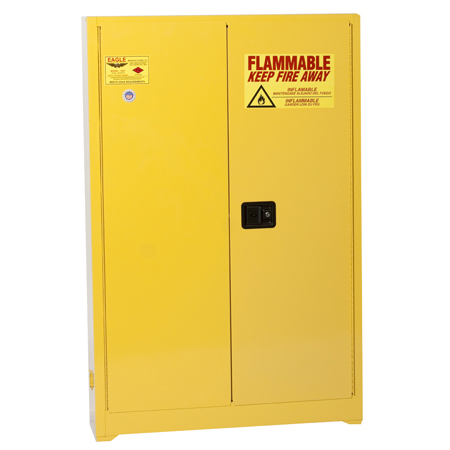 Eagle 45 Gallon Flammable Storage Safety Cabinet - Manual