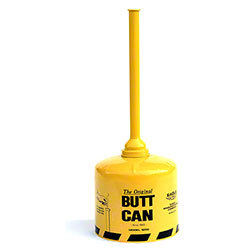 Eagle Original Butt Can - 5 Gal., Yellow