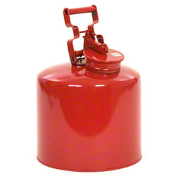 Eagle 5 Gallon Red Waste Disposal Safety Can