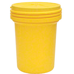 Eagle 30 Gallon Lab Pack w/Screw-Top Lid