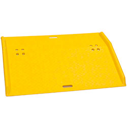 Eagle Portable Poly Dockplate - 48""