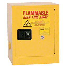 Eagle Bench Top Flammable Storage Safety Cabinet - Manual