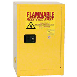 Eagle Space Saver Flammable Storage Safety Cabinet-Manual