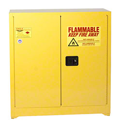 Eagle 30 Gallon Flammable Storage Safety Cabinet - Manual