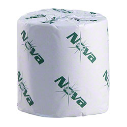"NOVA® 2 Ply Bath Tissue - 4.5"" x 3.5"""