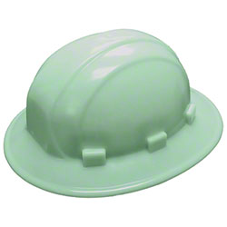 ERB® Omega II® Full Brim Mega Ratchet Safety Helmets