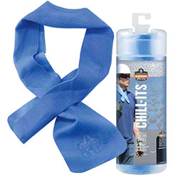 Ergodyne Chill-Its® 6603 Cooling Towel Band - Blue