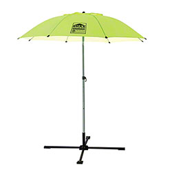 "Ergodyne Shax® 6100 Lightweight Industrial Umbrella - 84"""