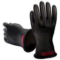 Guardian® Class 00 Natural Rubber Electricians Gloves