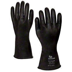 Guardian® IN-35 Black Neoprene Short Smooth Finish Gloves